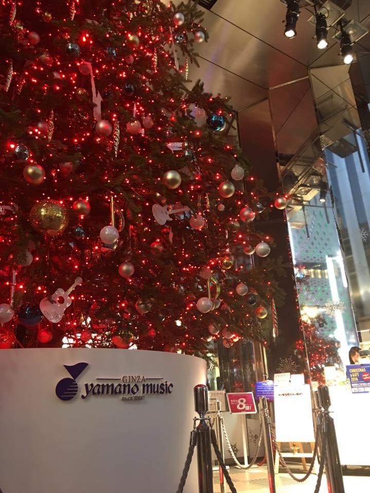 山野クリスマス展示2