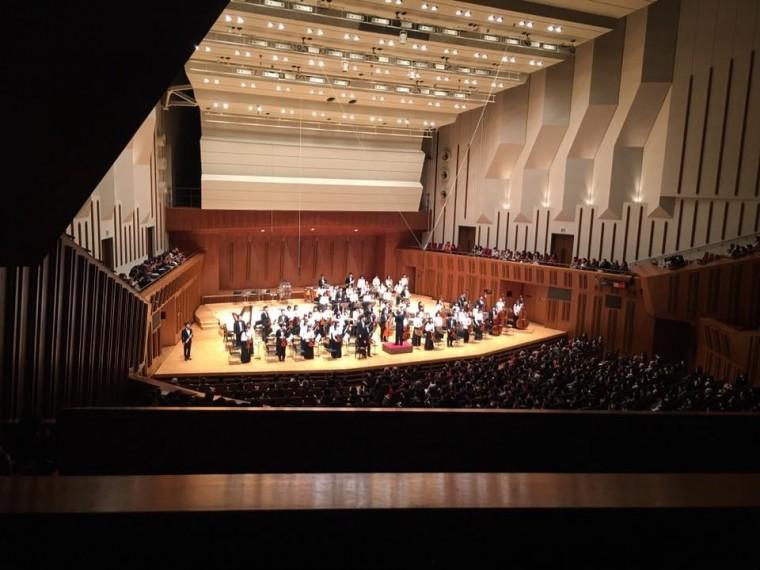 東京音楽大学付属高等学校チャリティーコンサート-2